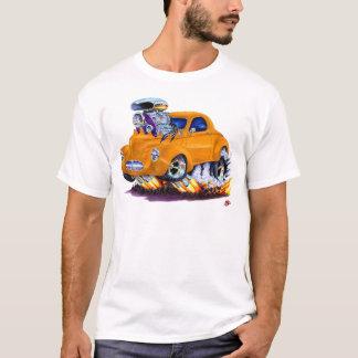 1941年のWillysのオレンジ車 Tシャツ