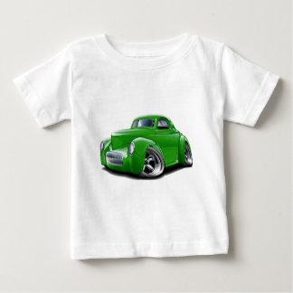 1941年のWillysの緑車 ベビーTシャツ