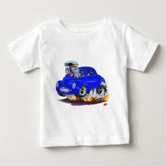 1941年のWillysの青車 ベビーTシャツ