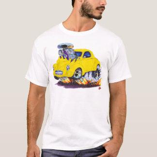 1941年のWillysの黄色い車 Tシャツ