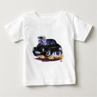 1941年のWillysの黒い車 ベビーTシャツ