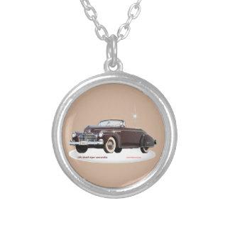 1941_Buick_Super_convertible シルバープレートネックレス