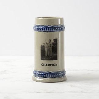 1942年の戦いのチャンピオン、チャンピオン ビールジョッキ