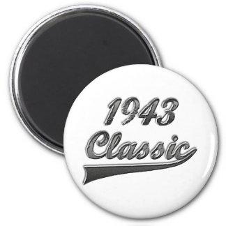 1943年のクラシック マグネット