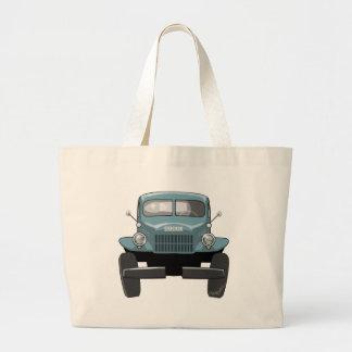1946ごまかしPowerwagon ラージトートバッグ