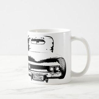 1946年のChevyの積み込みのラット棒RCR コーヒーマグカップ