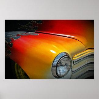1947-1953年のChevyのトラックポスター ポスター