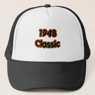 1948年のクラシック キャップ
