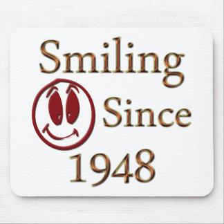 1948年以来の微笑 マウスパッド
