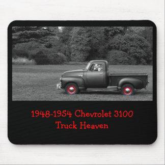 1948-1954年のシボレー3100のトラック マウスパッド