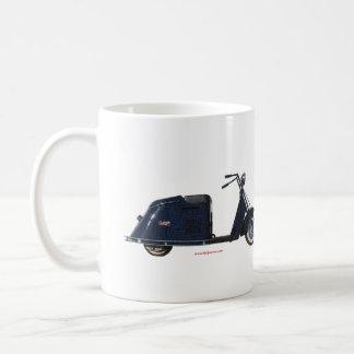 1948_Pacemaker_Cushman_Texturized コーヒーマグカップ