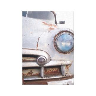 1949年のChevyのクーペのデラックスなキャンバス キャンバスプリント