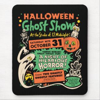 1950年のハロウィンの幽霊ショー マウスパッド