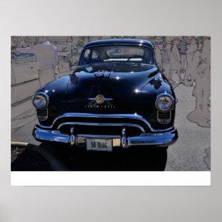 1950年のOldsmobile ポスター