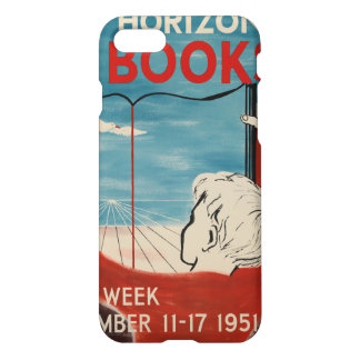 1951人の児童読書週間の電話箱 iPhone 8/7 ケース