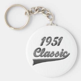 1951年のクラシック キーホルダー