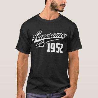 1952年以来素晴らしい Tシャツ