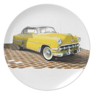 1953年のChevy プレート