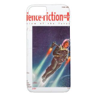 1953-03_Pulp芸術と空想科学小説 iPhone 8/7ケース