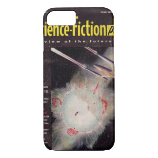1953-10_Pulp芸術と空想科学小説 iPhone 8/7ケース