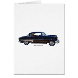 1954_Chevrolet_Texturized カード