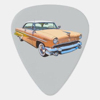 1955年のリンカーンCapriの贅沢車 ギターピック