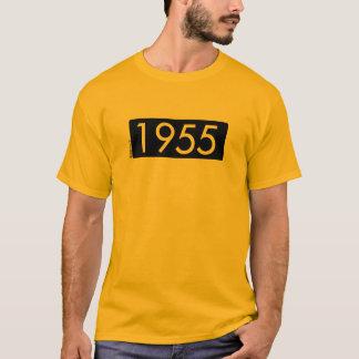 """1955年の""""すばらしい年""""のTシャツ Tシャツ"""