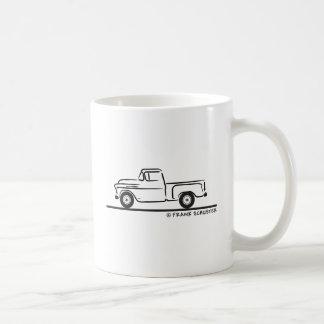 1955年のChevyのトラック コーヒーマグカップ