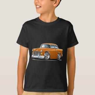 1955年のChevy Belairのオレンジ車 Tシャツ