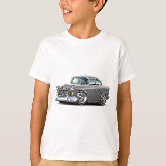 1955年のChevy Belairの灰色車 Tシャツ