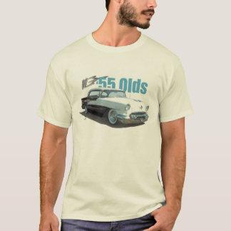 1955年のOldsmobileロケット88のTシャツ Tシャツ