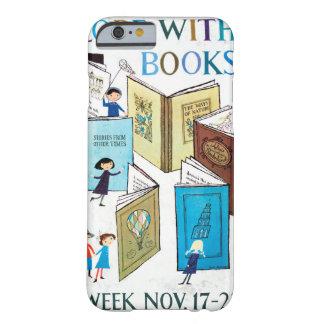 1957人の児童読書週間の電話箱 BARELY THERE iPhone 6 ケース