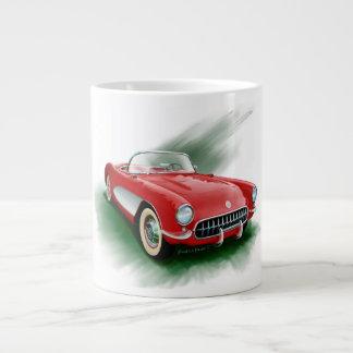 1957年のコルベット ジャンボコーヒーマグカップ