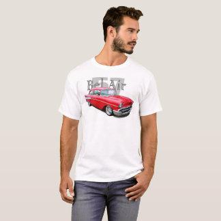 1957年のシボレーのTシャツ Tシャツ