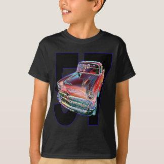 1957年のChevy Tシャツ