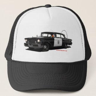 1957水銀モンテレーハイウェーパトロール車 キャップ
