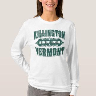 1958年のヴァーモントの緑以来のKillington Tシャツ