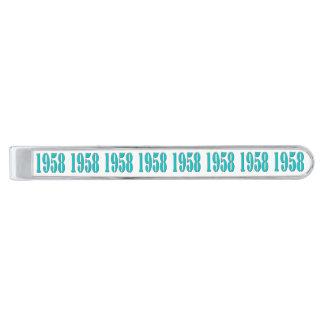 1958 Custom Tie-bar シルバーネクタイピン