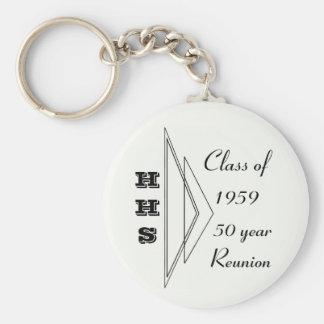 1959のHastingsのクラス50年の懇親会 キーホルダー
