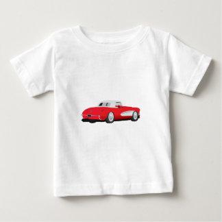1959年のコルベット ベビーTシャツ