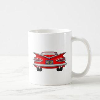1959年のシボレーChevyのインパラのパスの羨望 コーヒーマグカップ