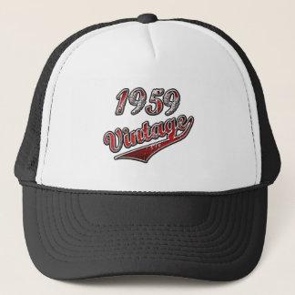 1959年のヴィンテージ キャップ