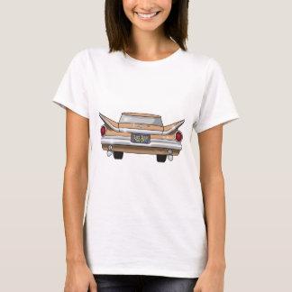 1959年のBuick Electraのパスの羨望 Tシャツ