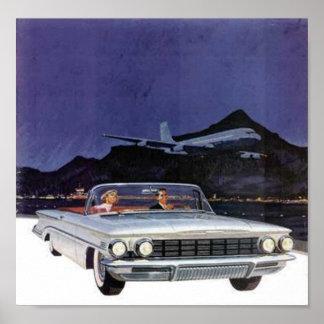 1959年のOldsmobile ポスター