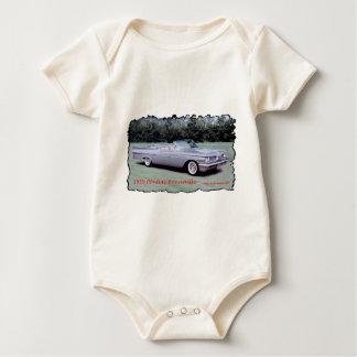 1959_Pontiac_Bonneville ベビーボディスーツ