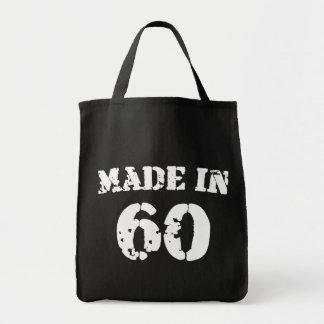 1960年に作られる トートバッグ