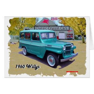 1960_Willys カード