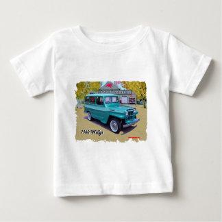1960_Willys ベビーTシャツ