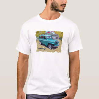 1960_Willys Tシャツ