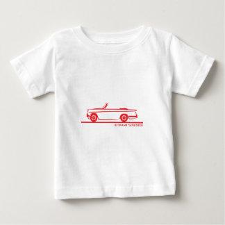 1961の勝利の布告者のコンバーチブル ベビーTシャツ